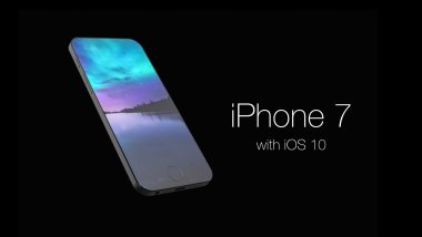 Too Soon To Be Thinking About iPhone 7?