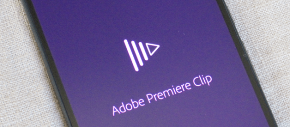 Adobe releases its first video editor for Android