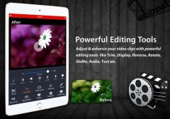 Blend Video Clips While On Your iPhone